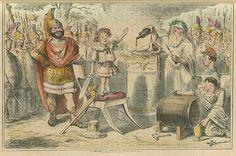 Cuando en la Antigua Roma a los niños se les asustaba diciendo que vendría 'Aníbal' - Cuaderno de Historias