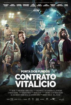 32 críticas dos espectadores. Porta dos Fundos - Contrato Vitalício um filme de  Ian SBF com Gregório Duvivier, Fábio Porchat