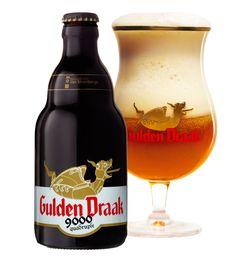 Gulden Draak - Brouwerij Van Steenberge, Ertvelde, België. Beoordeling GGOB:7,6. Eigen beoordeling: 6