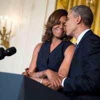 GALERÍA: La intimidad de Michelle y Barack Obama en 20 preciosas fotos - CiberCuba