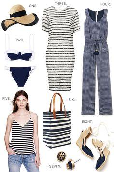 Navy Summer Essentials