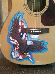 12 Painted Guitars By Jimmy Ideas Guitar Painting Jimmy Guitar