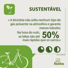 Hoje você também pode começar a usar mais a sua bike!