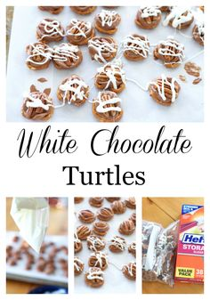 White Chocolate Turt