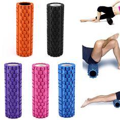 5 Couleurs Yoga Équipements de Remise En Forme Eva Rouleau En Mousse Blocs Pilates Fitness Gym Exercices Physio Rouleau De Massage Yoga Bloc