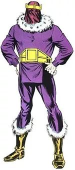 Heinrich Zemo (Earth-616)