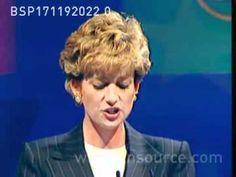 Princess Diana - People's princess • keepingupwiththeroyals: Princess Diana's speech...