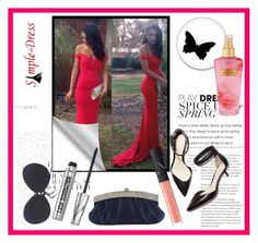 """""""Simpledress 27/30"""" by miranda-993 ❤ liked on Polyvore featuring 3.1 Phillip Lim, Victoria's Secret, NARS Cosmetics, Bare Escentuals and simpledress"""