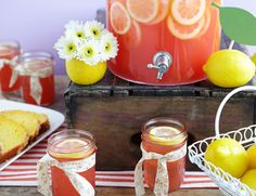 colorful punch  spring party ideas - Google Search