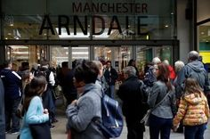 UK shoppers cut back on luxuries as inflation pushes up cost of food and fuel