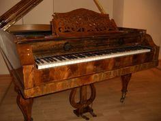 Bosendorfer pianos from Austria