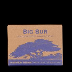 UNIONMADE - juniper ridge - Big Sur Soap