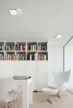 Modular lighting - #Spock #livingroom #light #design #supermodular