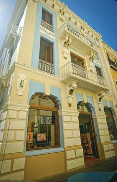 Historical hostelry in Puerto Rico: Travel Weekly