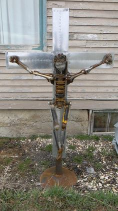 Farm Scrap Metal Art Sculptures Awesome Cool Art Sculpture - Salvaged scrap metal transformed to create graceful kinetic steampunk sculptures
