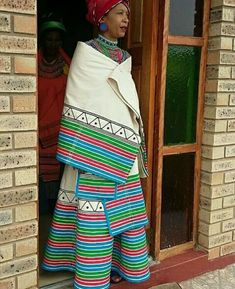 27 Traditional Xhosa Wedding In south african - Fashionre African Print Skirt, African Print Dresses, African Print Fashion, African Fashion Dresses, African Dress, African Wedding Attire, African Attire, African Wear, African Women