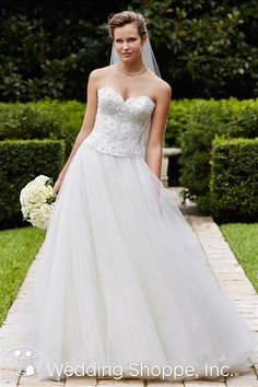 Wtoo Bridal Gown Eden (Skirt Only) / 14603, $831, Tulle, Ivory