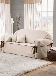 Funda de sofá loneta Beret