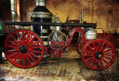 old fire engines | vintage fire engine | Flickr - Photo Sharing!