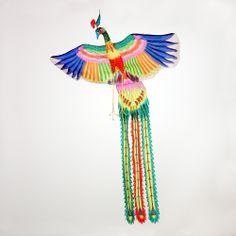 Silk Phoenix Kite | World Market