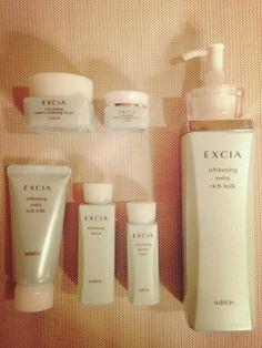 アルビオンの化粧水と美容液とオイル!     夜、塗る順番としては乳液→オイル→化粧水 from Chay's blog