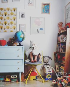 kids room, mum blogu