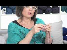 ▶ Lavora a maglia con Emma Fassio Accavallata doppia - YouTube