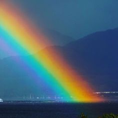 """#POTM competition entry by Judith Judith Morris @JUDITHM58257161 """"Rainbow!"""" #StormHour @RMetS Rainbow Photography, Competition, Northern Lights, Around The Worlds, Travel, Twitter, Viajes, Destinations, Nordic Lights"""