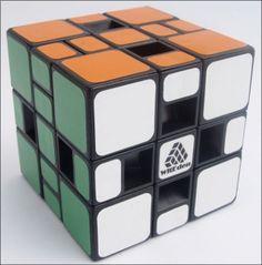 Visita el blog del cubo para saber más sobre el cubo Wormhole ;)