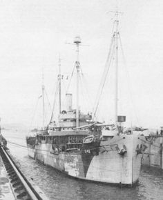 USS Anacapa, USN Q Ship, WW 2. Q-ships were heavily armed merchant ships with concealed weaponry, designed to lure submarines into making surface attacks. This gave Q-ships the chance to open fire and sink them. The basic ethos of every Q-ship was to be a wolf in sheep's clothing. They were used by the British Royal Navy (RN) during WWI and by both the RN and the United States Navy during the WWII, as a countermeasure against German U-boats and Japanese submarines.