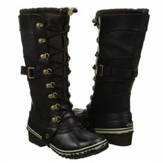 Katniss' Sorel Boots. Perfect winter boot