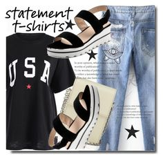 """""""Shirt"""" by soks ❤ liked on Polyvore featuring polyvoreeditorial"""