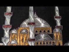 Filografi Tel Örgü Sanatı Nasıl Yapılır? - YouTube