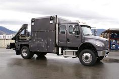 Transcon Finance - Trucking and Heavy Equipment Financing Welding Trucks, Welding Rigs, Semi Trucks, Pickup Trucks, Chevy Diesel Trucks, Mobile Welding, Work Trailer, Truck Mechanic, Utility Truck