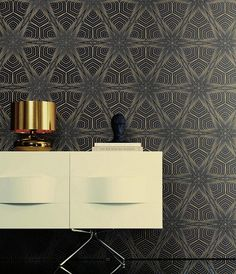 Silenus | Vinyl wallpaper | Additional Wallpapers | Wallpaper from the 70s