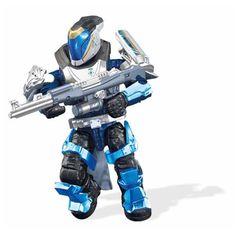 Mega Construx Destiny Heroes Jovian Guard Titan Building Set