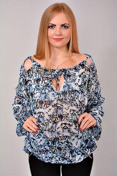 Блуза Г8689 Размеры: 48-56 Цена: 350 руб.  http://odezhda-m.ru/products/bluza-g8689  #одежда #женщинам #блузки #одеждамаркет
