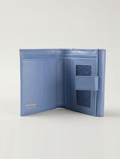 Salvatore Ferragamo Small Gancio Flap Wallet - Mantovani - Farfetch.com