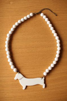 preppy pearls for your pooch