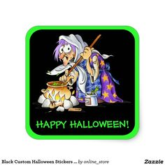 buy halloween stickers