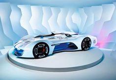 Tecnoneo: Alpine Vision Gran Turismo, un diseño futurista que se puede pilotar en tu PlayStation
