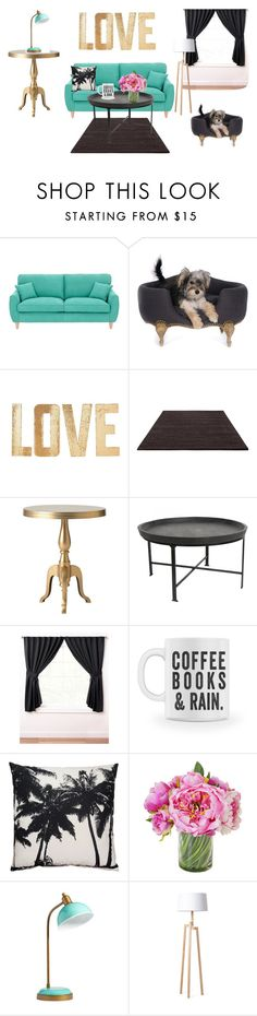 """""""dream house"""" by ryleecourtney on Polyvore featuring interior, interiors, interior design, home, home decor, interior decorating, Fearne Cotton, Lord Lou, PBteen and ESPRIT"""