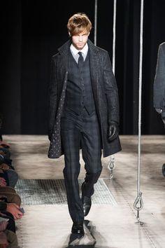John Varvatos Men's A/W '13 | Fashionising