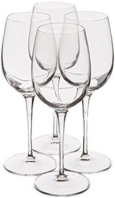 Luigi Bormioli Crescendo 13-Ounce Chardonnay Wine Glasses, Set of 4 Luigi Bormioli http://www.amazon.com/dp/B001RIZBXK/ref=cm_sw_r_pi_dp_FHiiwb0RGNT7N