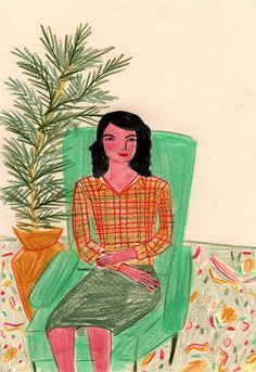#Illustration by Maria Luque
