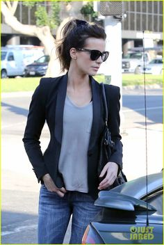 Kate Beckinsale: Parking Meter Pickup
