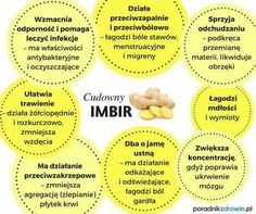 Zalety imbiru Health Diet, Health Fitness, Healthy Tips, Healthy Recipes, Slow Food, Herbalife, Physical Activities, Diy Food, Health Remedies