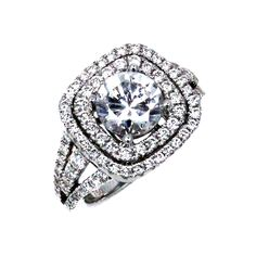 Frederic Sage Engagement Rings available at AE Jewelers!
