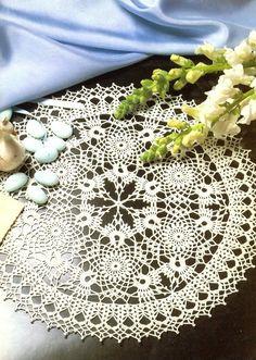 Crocheted motif no. 1454 http://patternsandmotifs.blogspot.com/2017/11/crocheted-motif-no-1454.html - Zekira Djonko - Google+