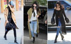 10 peças para apostar e ter o estilo da Kendall Jenner - Moda - CAPRICHO